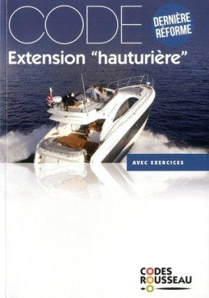 Code Rousseau code extension hauturière 2019-codes rousseau-9782709514811