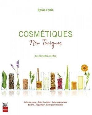 Cosmétiques non toxiques-la presse-9782897055745