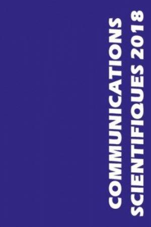 Communications scientifiques 2018 MAPAR-mapar-9782905356482
