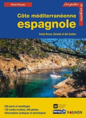 Côte Méditerranéenne Espagnole-vagnon-9791027103652