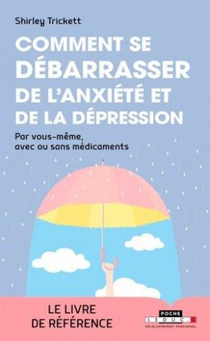 Comment se débarrasser de l'anxiété et de la dépression-leduc-9791028509545