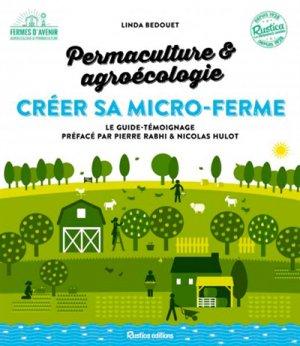 Créer sa micro-ferme : permaculture et agroécologie-rustica-9782815309264