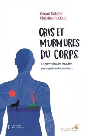 Cris et murmures du corps-le souffle d'or-9782840586593