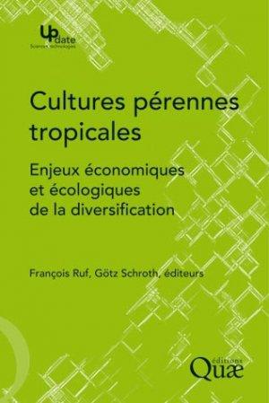 Cultures pérennes tropicales-quae -9782759218547