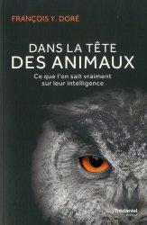 Dans la tête des animaux - guy trédaniel - 9782813220172