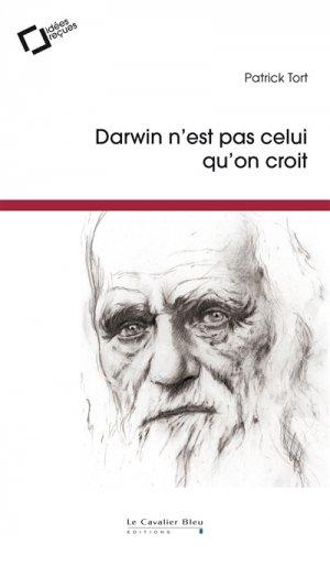 Darwin n'est pas celui qu'on croit-le cavalier bleu-9791031802541
