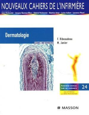 Dermatologie-elsevier / masson-9782294063510
