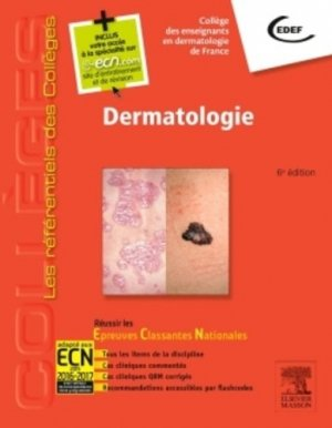Dermatologie-elsevier / masson-9782294737084