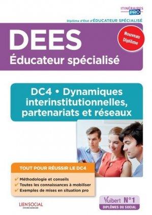 DEES - Éducateur spécialisé-vuibert-9782311207095