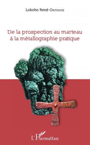 De la prospection au marteau à la métallographie pratique-l'harmattan-9782343162751