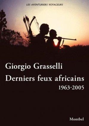 Derniers feux africains-montbel-9782356531162