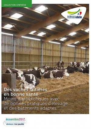Des vaches laitières en bonne santé-technipel / institut de l'elevage-9782363438881