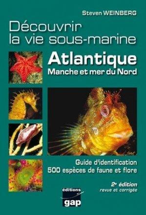 Découvrir la vie sous-marine - gap - 9782741705833