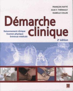 Démarche clinique-presses universitaires de laval-9782763719023