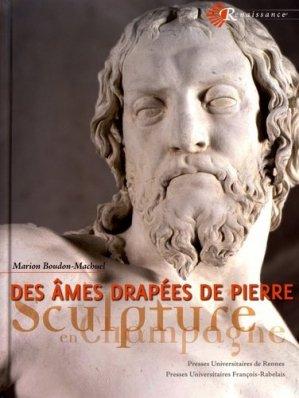 Des âmes drapées de pierre-presses universitaires francois rabelais-9782869064348
