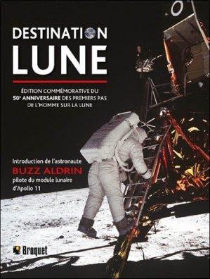 Destination Lune - Broquet - 9782896546077