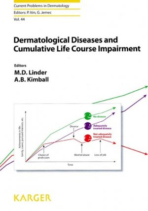 Dermatological Diseases and Cumulative Life Course Impairment-karger -9783318024036