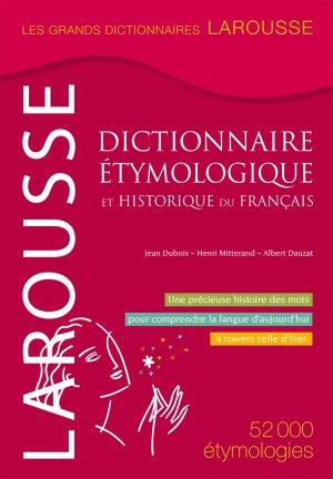Dictionnaire étymologique et historique du français-larousse-9782035957894