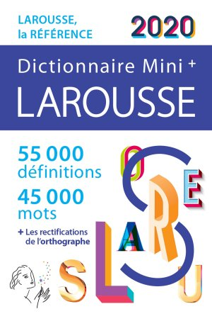 Dictionnaire Larousse Mini plus 2020-larousse-9782035972743