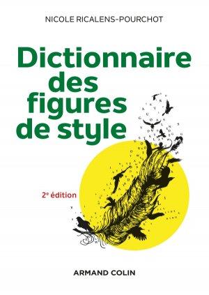 Dictionnaire des figures de style-armand colin-9782200625436