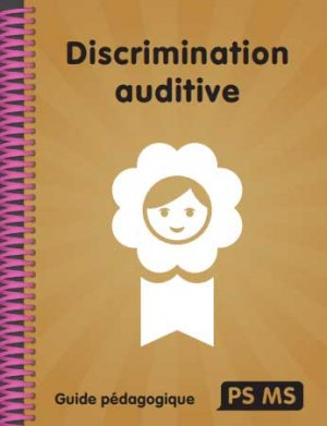 Discrimination auditive PS/MS - de la cigale - 9782363611390