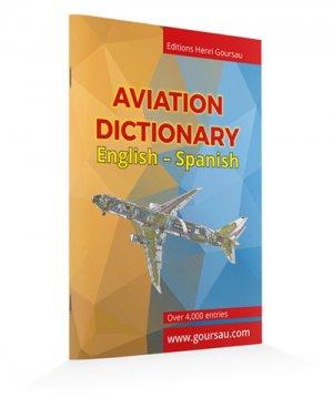 Diccionario de Aviación inglés/español-goursau henri-9782904105555