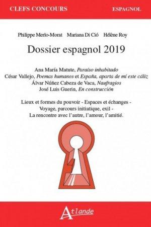 Dossier espagnol 2019-atlande-9782350305325