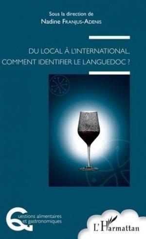 Du local à l'international, comment identifier un Languedoc ? - l'harmattan - 9782343173993