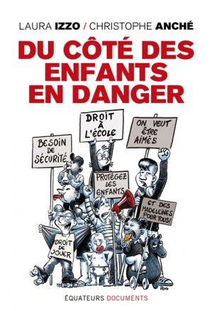 Du côté des enfants en danger - equateurs - 9782849906200
