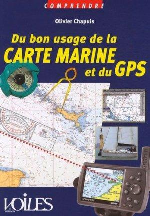 Du bon usage de la carte marine et du GPS-voiles et voiliers-9782916083339