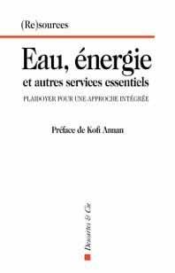 Eau, énergie et autres services essentiels-descartes et cie-9782844463258