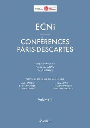 ECNi Conférences Paris Descartes-maloine-9782224035495