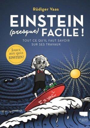 Einstein (presque) facile ! - delachaux et niestlé - 9782603026434