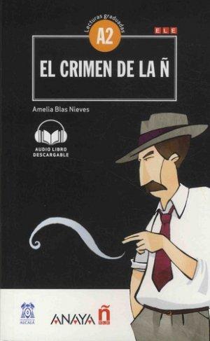 El Crimen de la Ñ-anaya-9788469846469