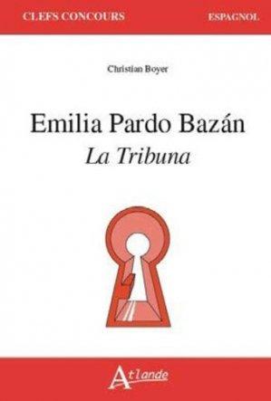 EMILIA PARDO BAZAN TRIBUNA-atlande-9782350305318