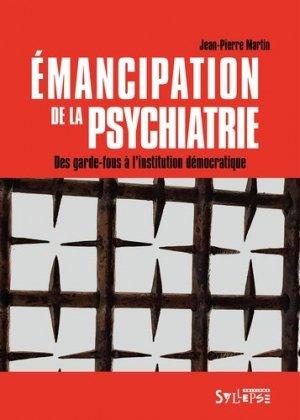 Emancipation de la psychiatrie-syllepse (editions)-9782849507148