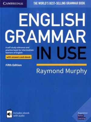 English Grammar in Use - cambridge - 9781108586627