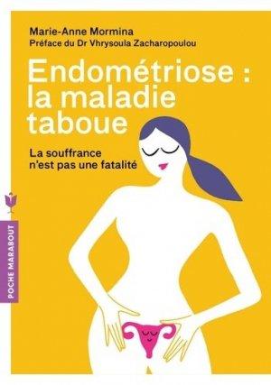 Endométriose : La maladie taboue-marabout-9782501124478