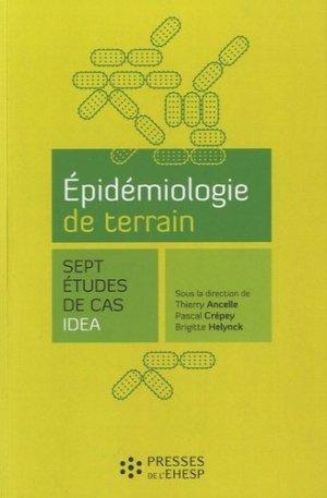 Epidémiologie de terrain - presses de l'ehesp - 9782810901043