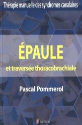 Epaule et traversée thoracobrachiale-sauramps medical-9791030301489