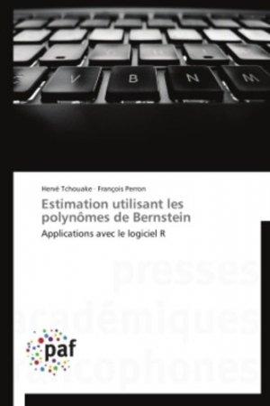 Estimation utilisant les polynômes de Bernstein-presses académiques francophones-9783841623010