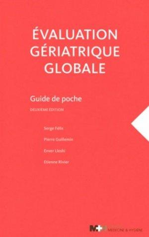 Evaluation gériatrique globale-medecine et hygiene-9782880493585
