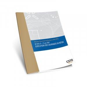 Exécution des ouvrages en béton - CSTB - 3260050851305