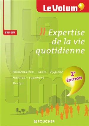 Expertise de la vie quotidienne BTS ESF-foucher-9782216129270