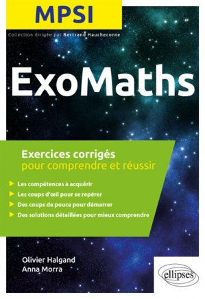 Exomaths Maths MPSI-ellipses-9782340026971