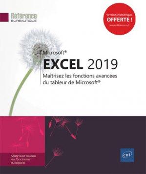 Excel (versions 2019 et Office 365)-eni-9782409016950