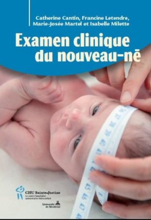 Examen clinique du nouveau-né-chu sainte-justine-9782896196753