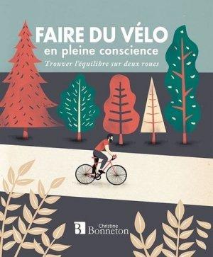 Faire du vélo en pleine conscience-christine bonneton-9782862537924