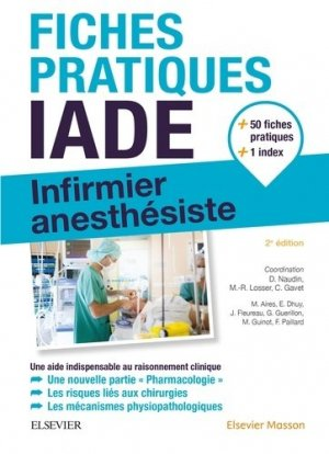 Fiches IADE-elsevier / masson-9782294756870