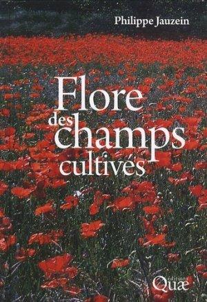 Flore des champs cultivés-quae -9782759209071